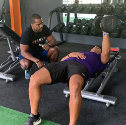 Junior Rodríguez<br>Owner of Optimum Sports Performance in Santo Domingo, Dominican Republic<br>Certified Strength and Conditioning Coach, and Sports Performance Specialist