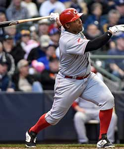 Marlon Byrd, former MLB Player